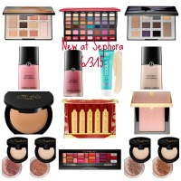 New Makeup at Sephora: 7/3/15